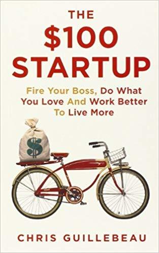 100 dollar start up business book