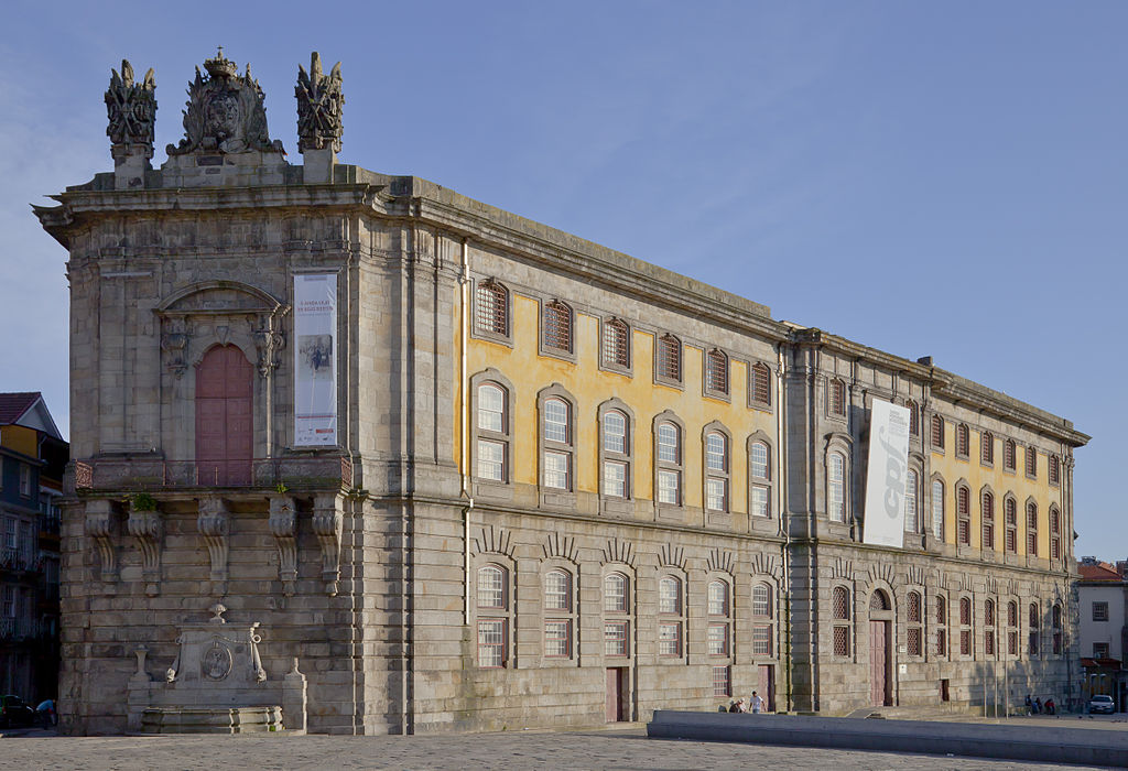 Portuguese Photography Center, Porto, Portugal