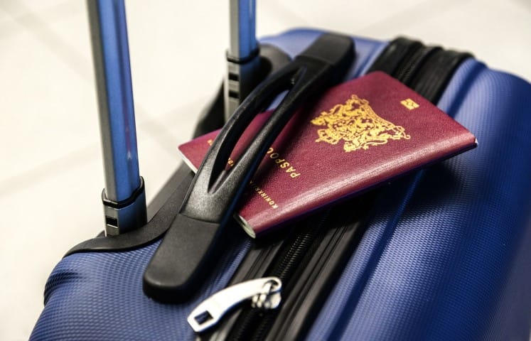 Advice on flying - make sure your passport is valid