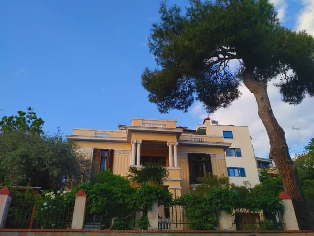 Ano Poli - The Upper Town of Thessaloniki