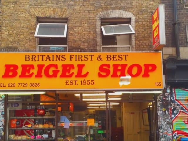 Brick Lane Beigel Shop