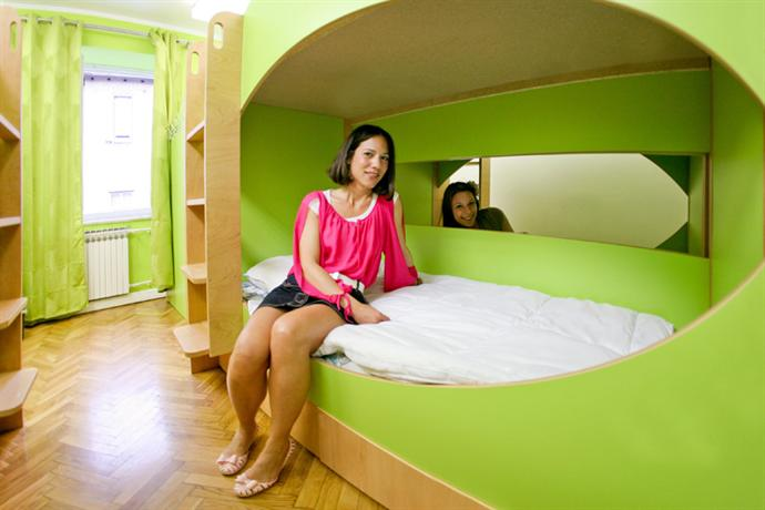 Budget backpackers hostel in Zagreb