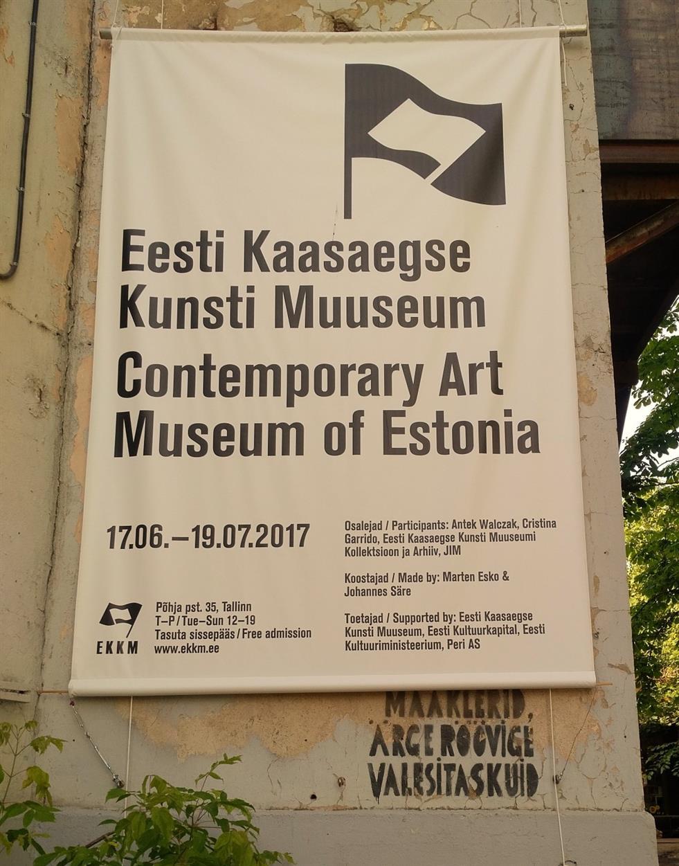 Contemporary Art Museum of Estonia
