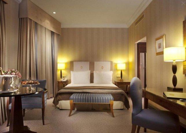 Zagreb luxury hotel