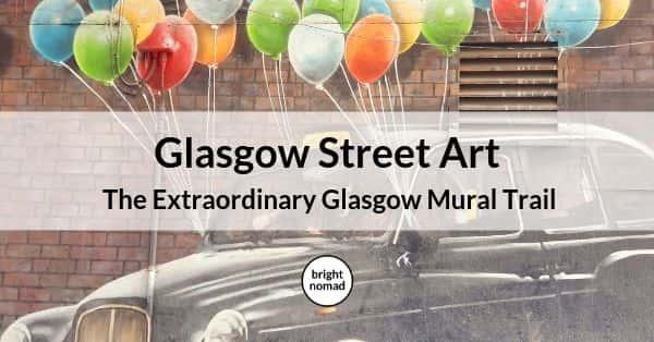Glasgow Street Art Tour - The Mural Trail