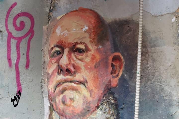Hashomer Street Tel Aviv Street Art Tour