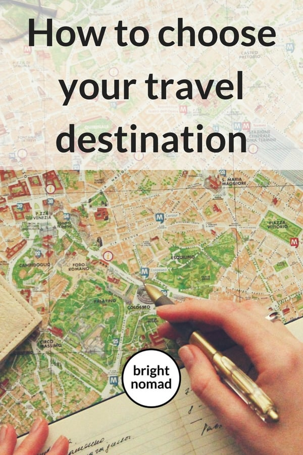 Things to consider when choosing a vacation destination
