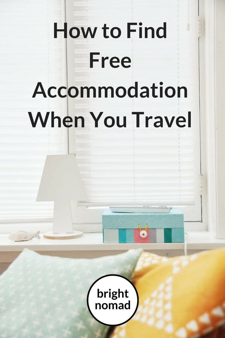 How to Find Free Accommodation
