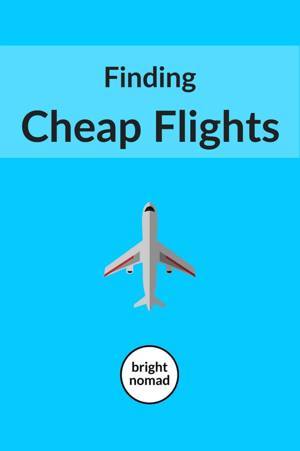 How to find cheap flights - the full guide