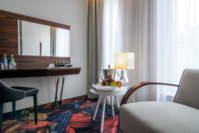 Inx Design Hotel Krakow Poland