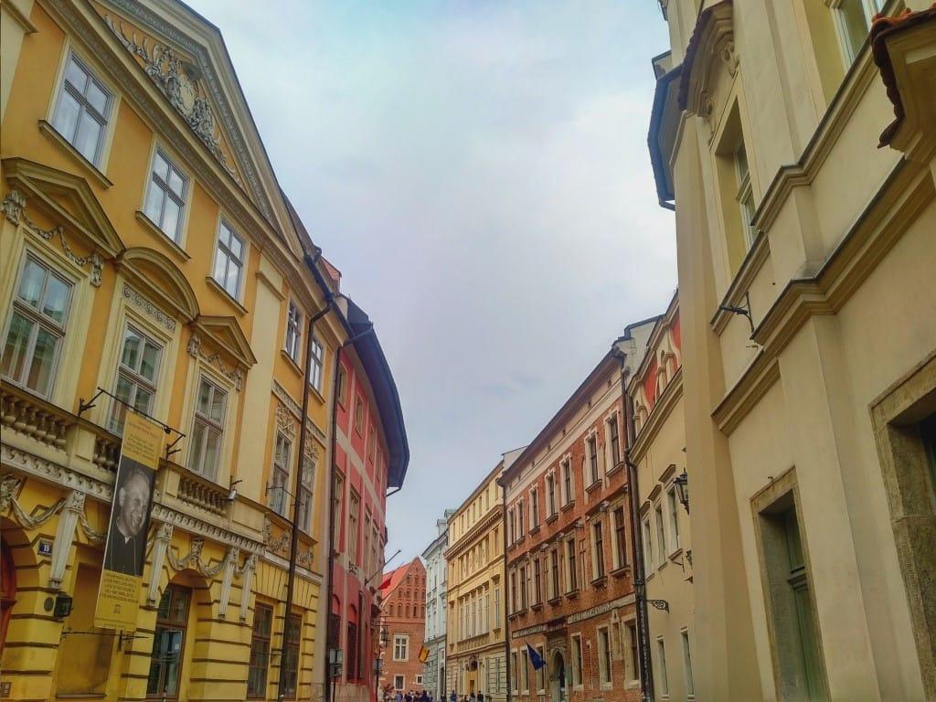 Krakow Kanonicza Street