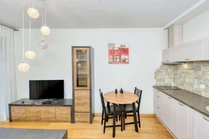 Kaunas Airbnb in the Old Town