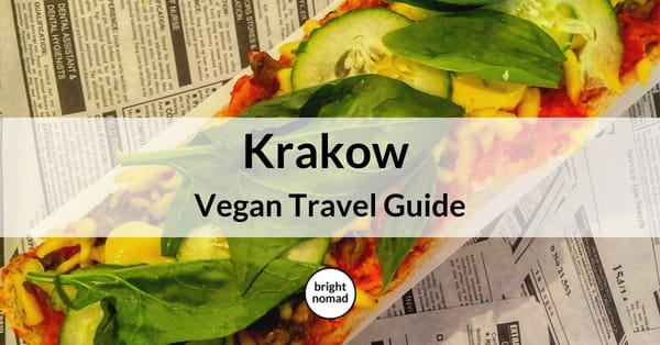 Krakow Poland Vegan Travel Guide