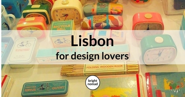 Lisbon Design Shopping Guide