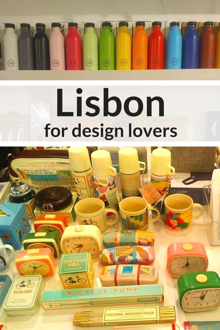 Lisbon for Design Lovers