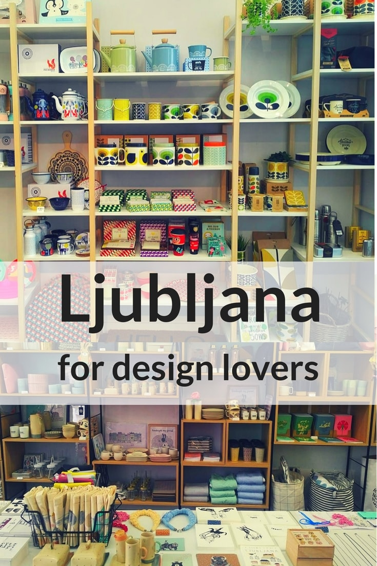 Ljubljana Design Guide