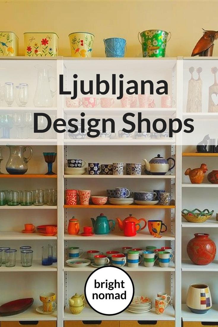 Ljubljana Slovenia Design Guide