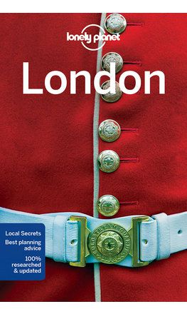 Lonely Planet London Guide