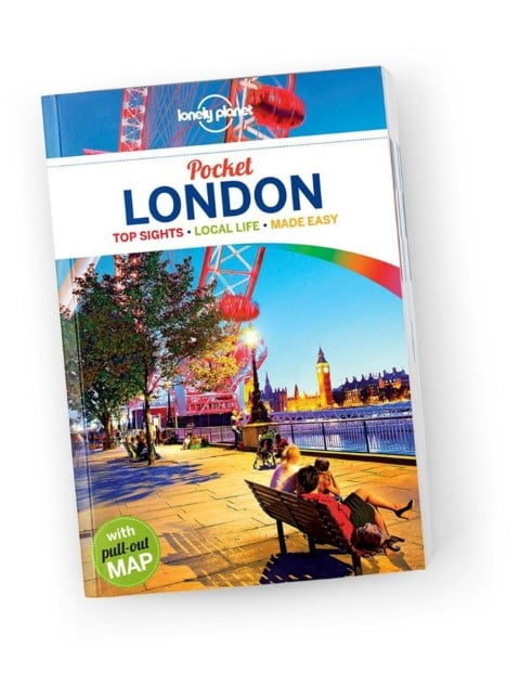 Lonely Planet London pocket guide