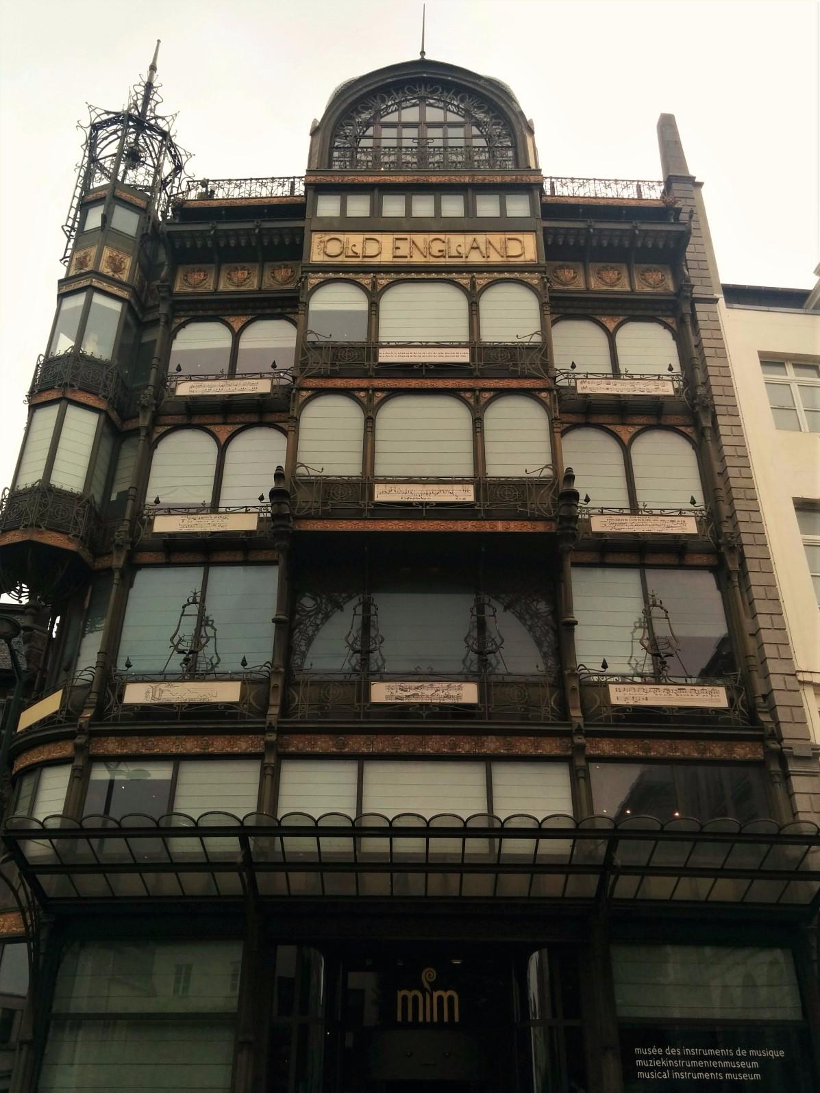 MIM Building Art Nouveau