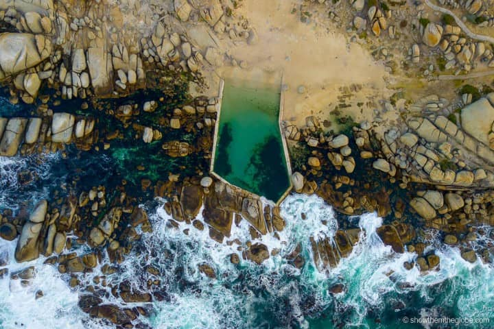 Maiden's Cove Tidal Pool, Cape Town
