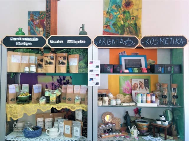 Mokslo Kavinė - Kaunas health store