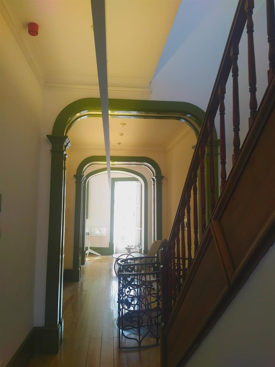 Art Nouveau Museum of Aveiro - the interior