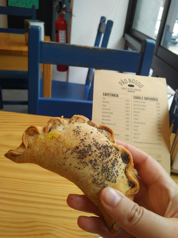 Vegan Porto Guide -Pao Nosso