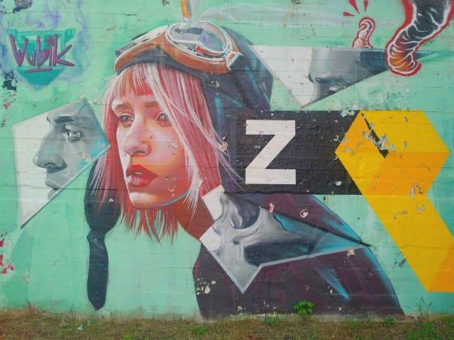 Parco Dora - Street Art in Turin