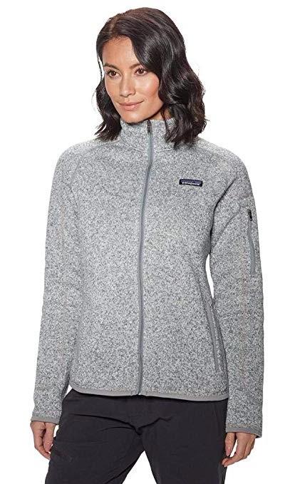 Patagonia fleece jacket for women