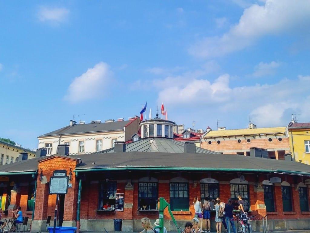 Krakow - Plac Nowy Kazimierz