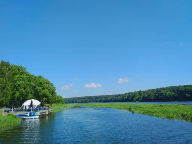 River Nemunas boat tour