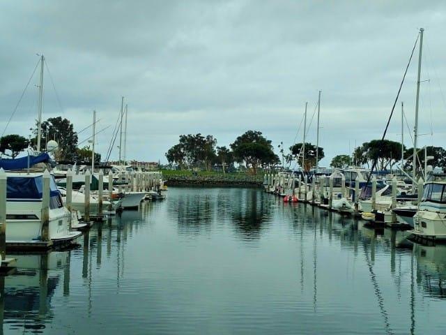 San Diego Seaport Village
