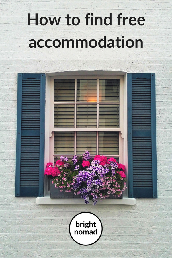 Save money on accommodation when you travel