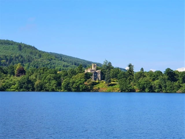 Scotland day trip landscape