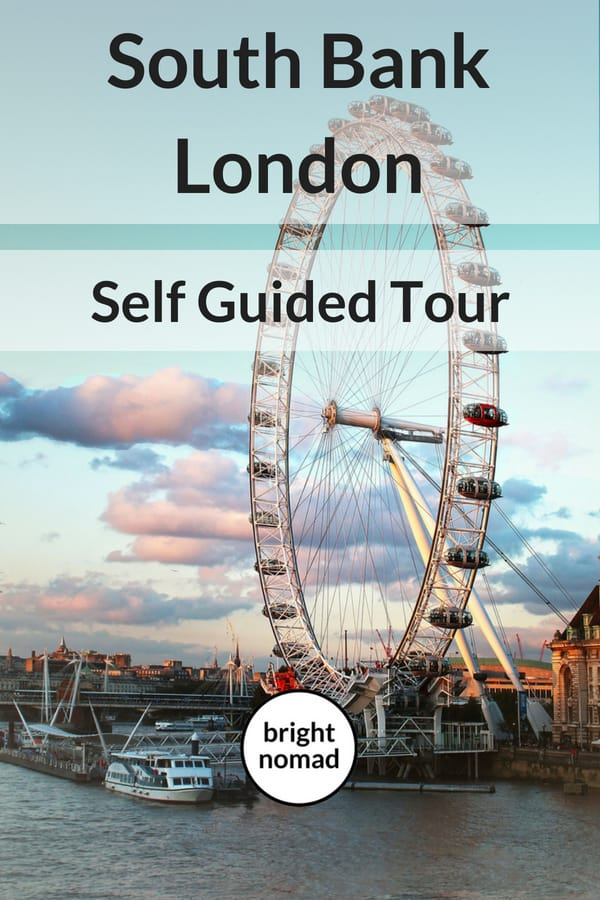 South Bank - Self guided tour in London