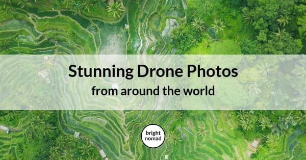 Stunning Drone Photos from Around the World