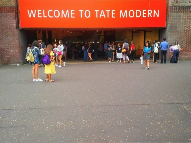 Tate Modern, London South Bank