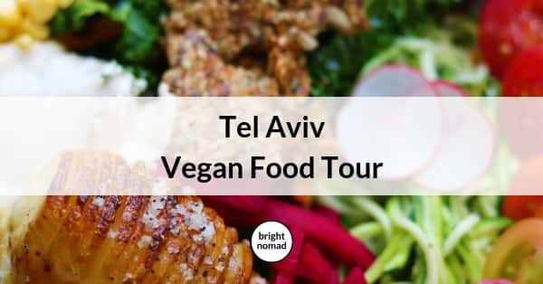 Tel Aviv Vegan Food Tour