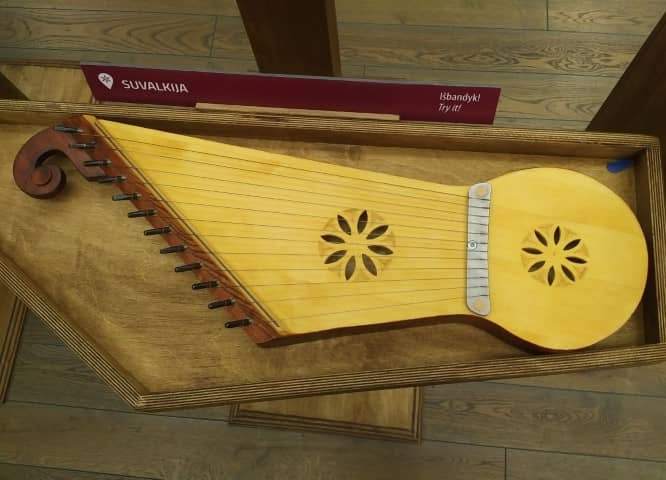 The Museum of Lithuanian Folk Instruments