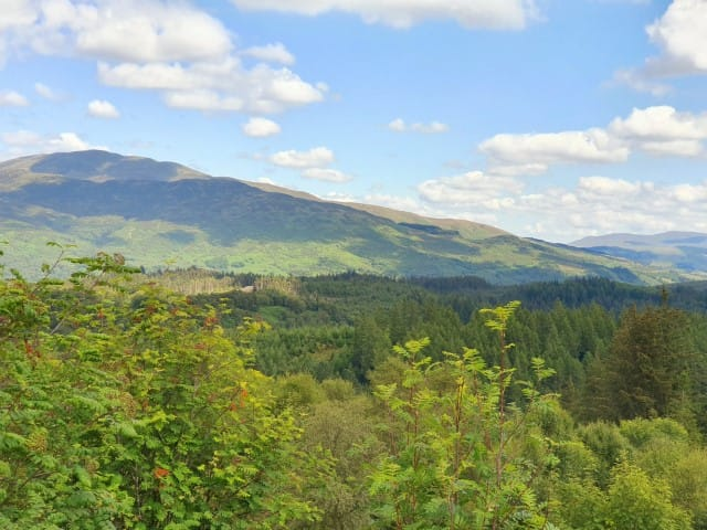 The Trossachs National Park