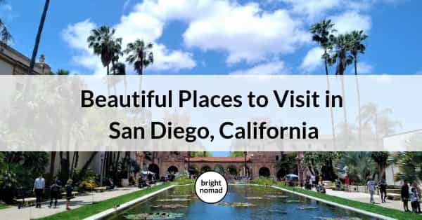 Things to do and places to see in San Diego