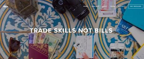 Skill Exchange App - Tibba