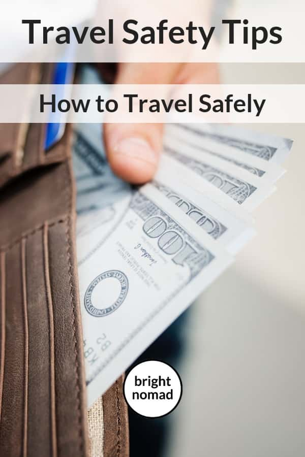 Travel Safety Tips - Essential Advice on How to Travel Safely