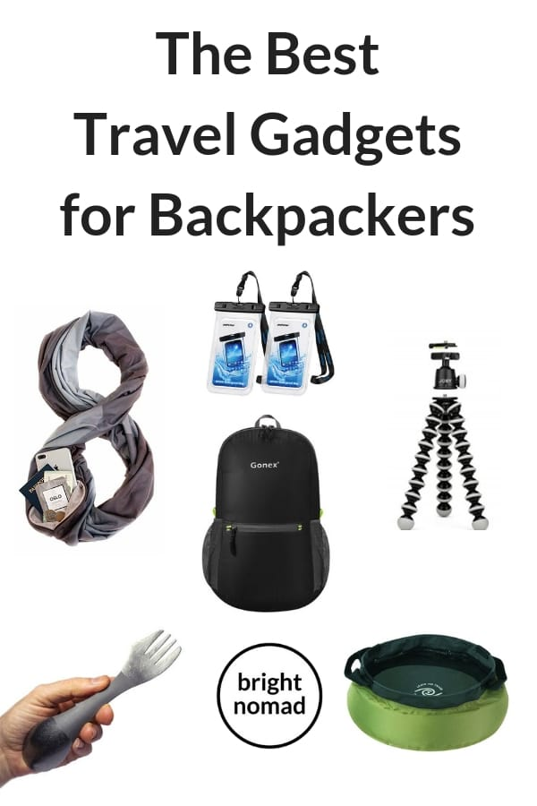 Travel gadgets for backpackers (1)