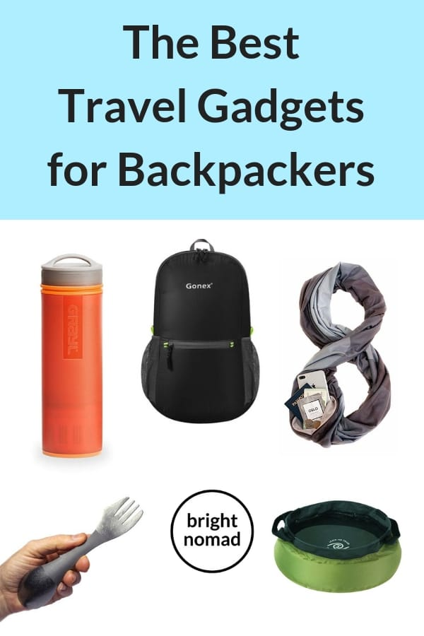 Travel gadgets for backpackers (2)