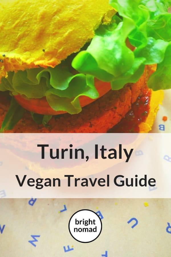 Turin vegan and vegetarian restaurants