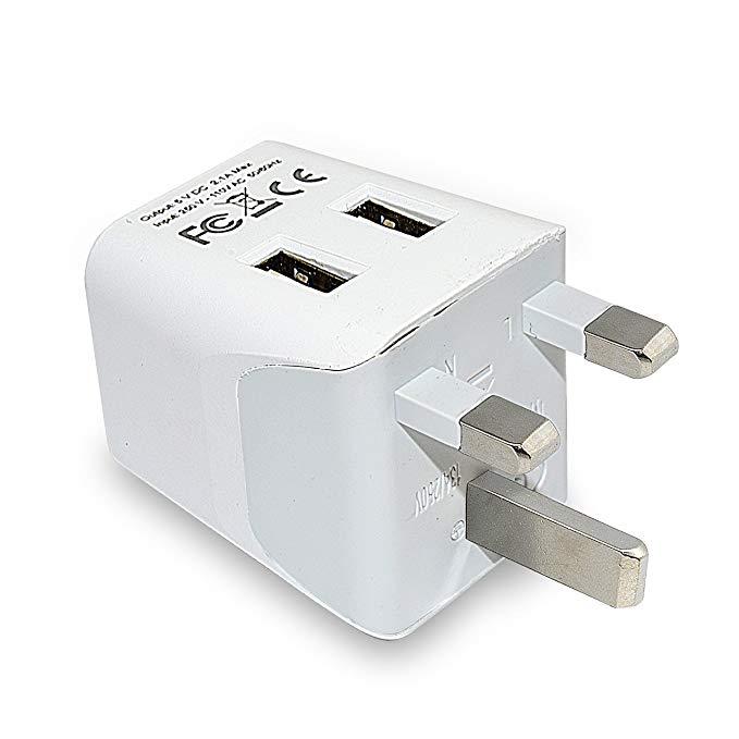 UK travel adaptor / adapter