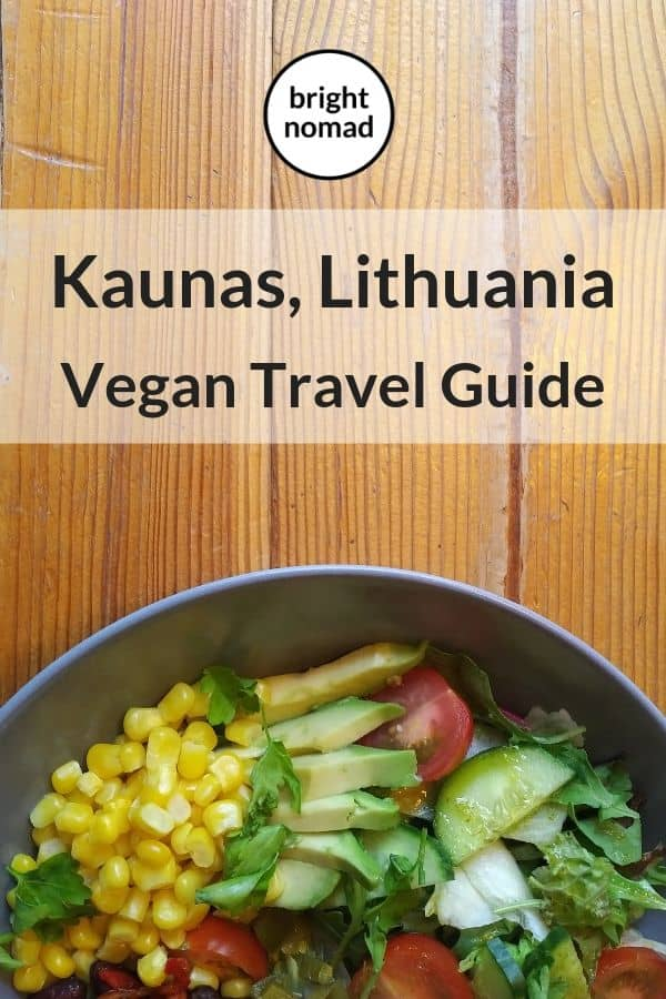 Vegan Restaurants in Kaunas