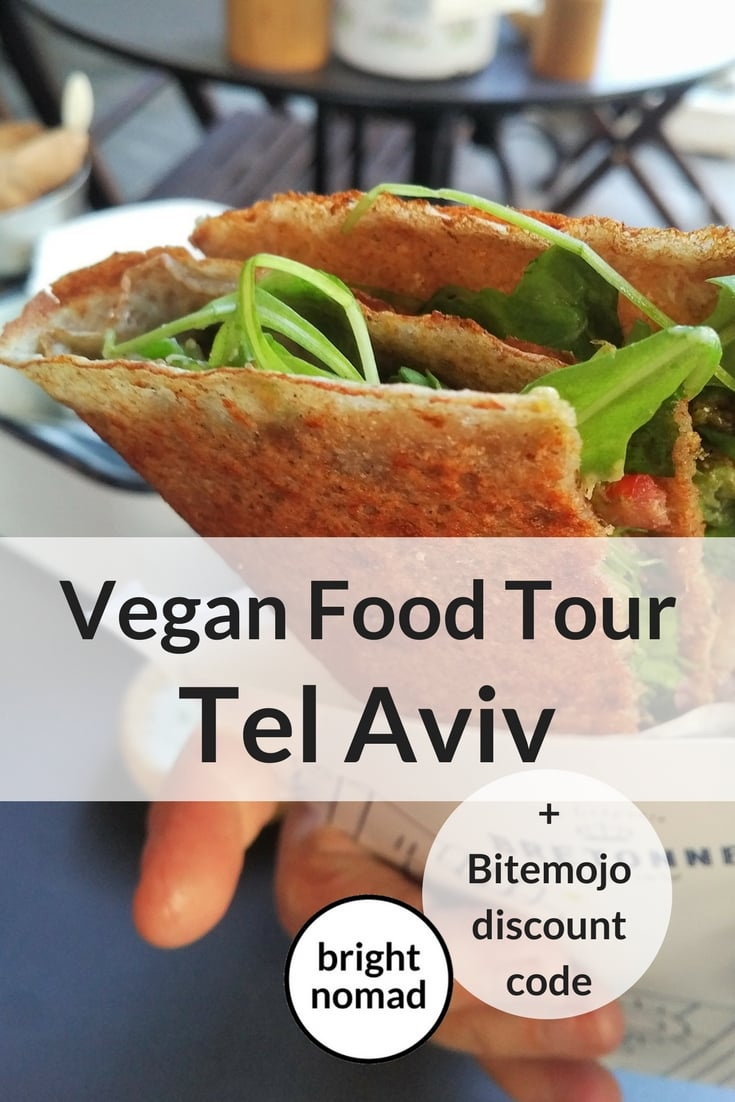 Vegan Tel Aviv - Delicious Food Tour with Bitemojo